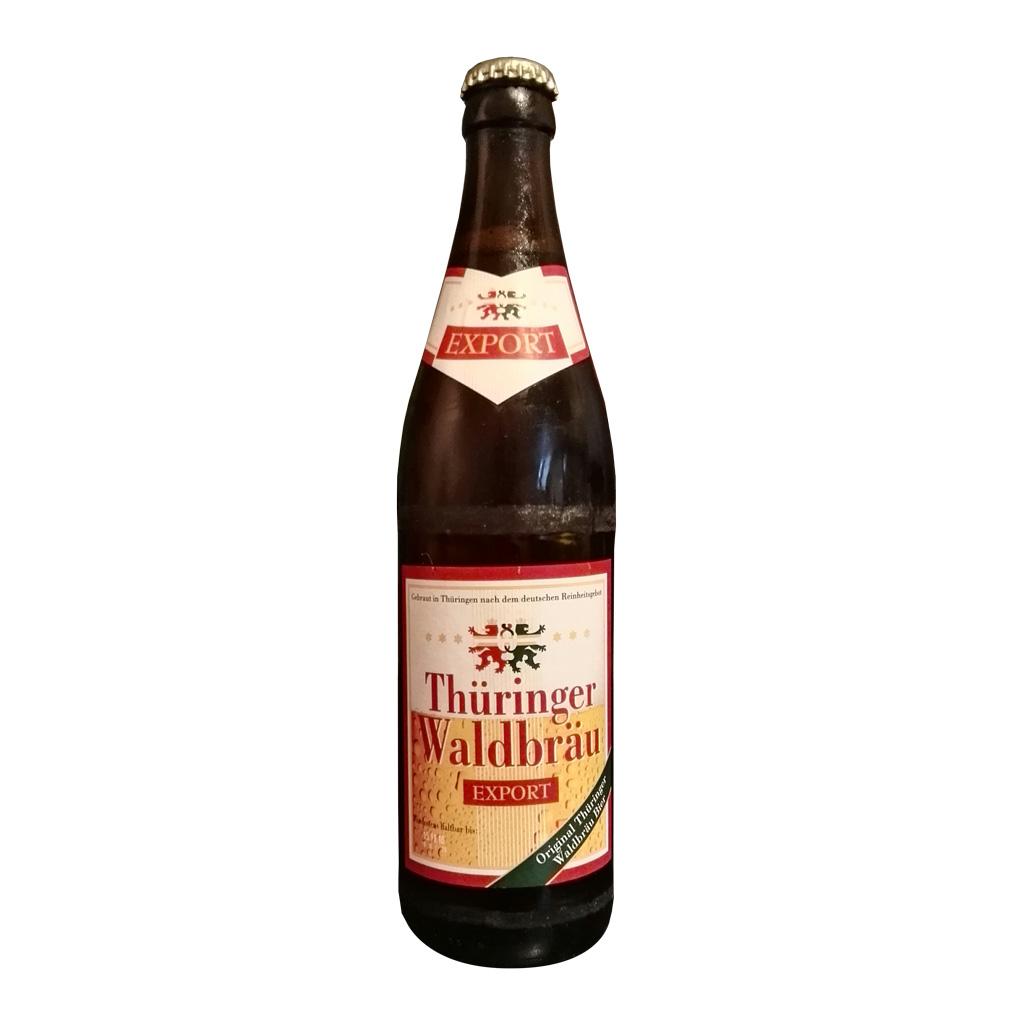 Bewerte jetzt das Thüringer Waldbräu Export Bier auf gebierge.de